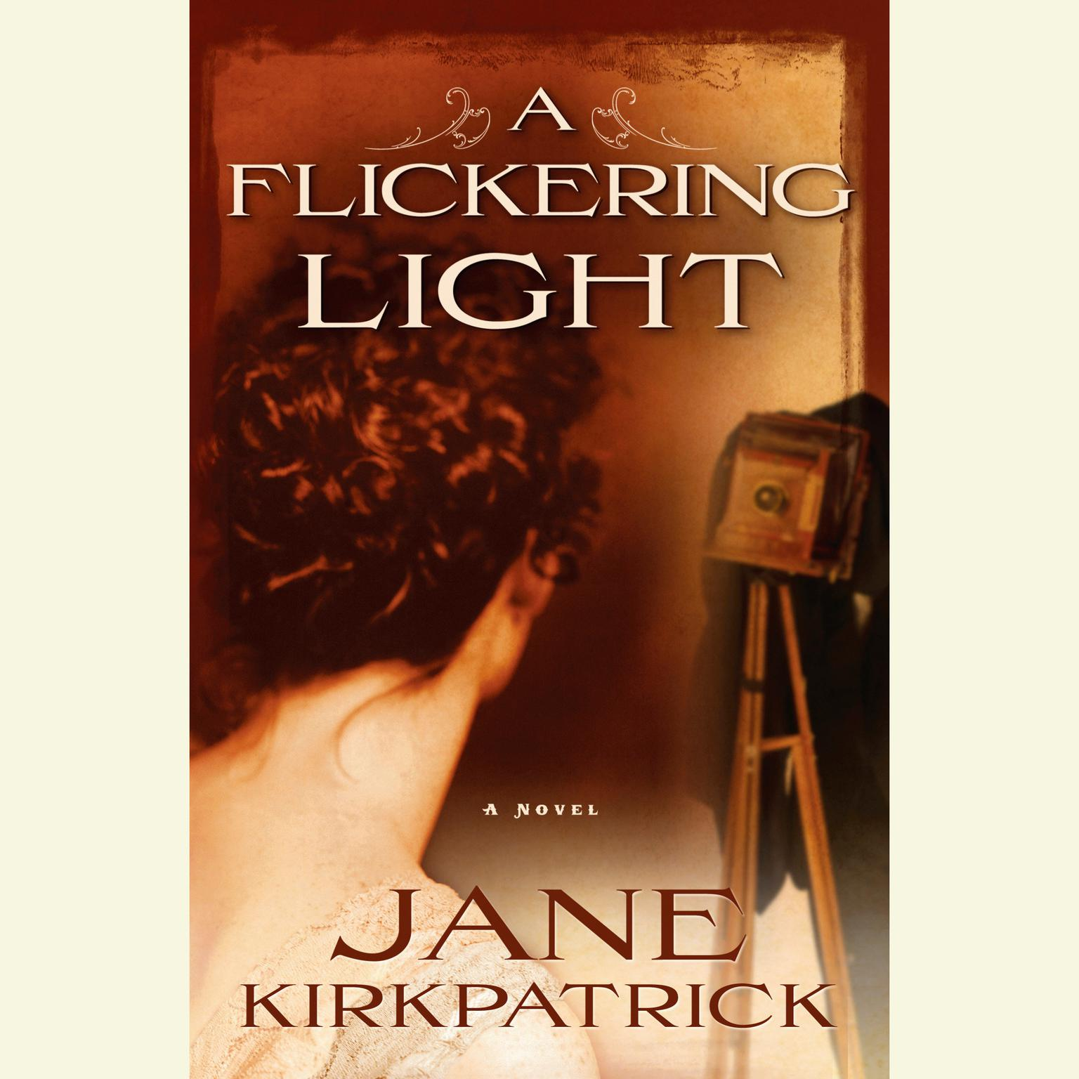 Printable A Flickering Light Audiobook Cover Art