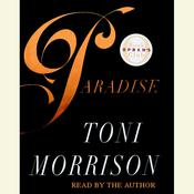 Paradise Audiobook, by Toni Morrison