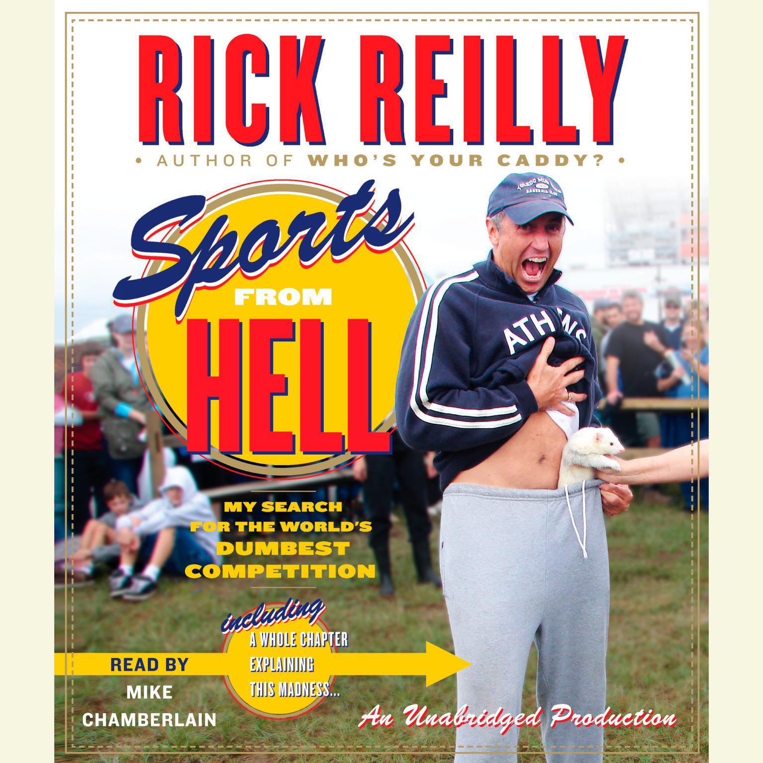 Printable Sports from Hell: My Search for the World's Dumbest Competition Audiobook Cover Art