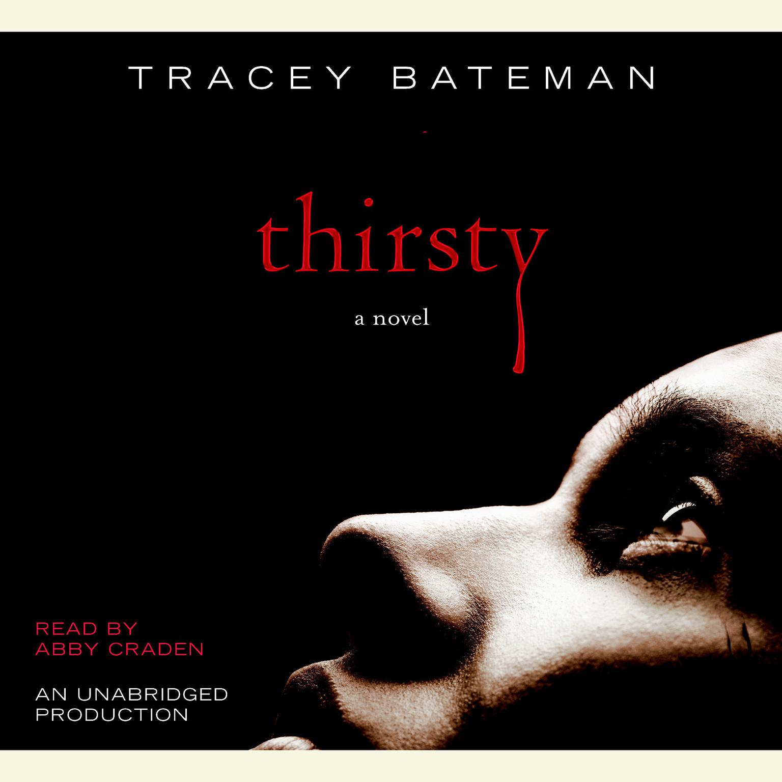 Printable Thirsty: A Novel Audiobook Cover Art