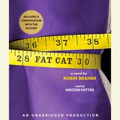 Fat Cat Audiobook, by Robin Brande