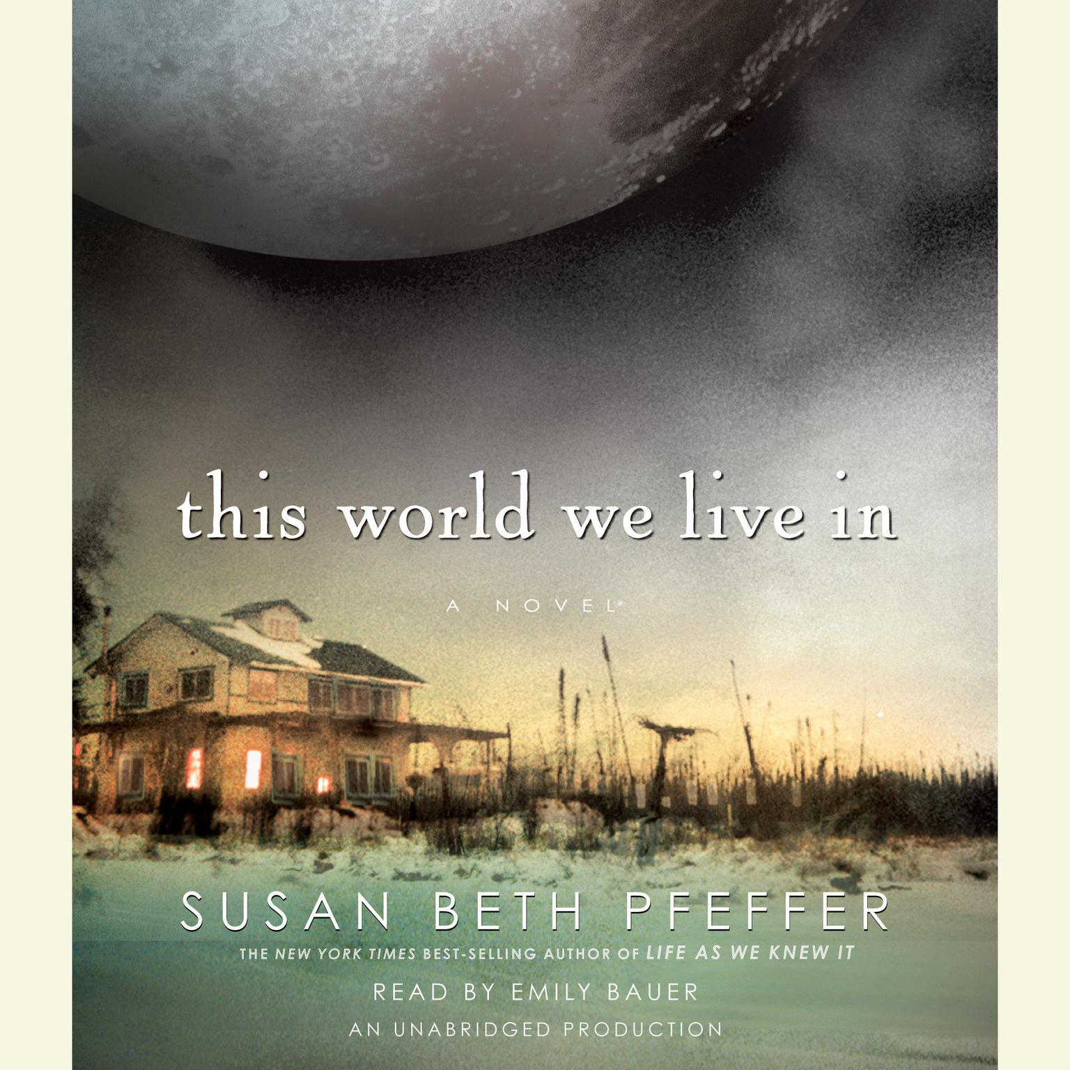Printable This World We Live In Audiobook Cover Art