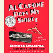 Al Capone Does My Shirts, by Gennifer Choldenko