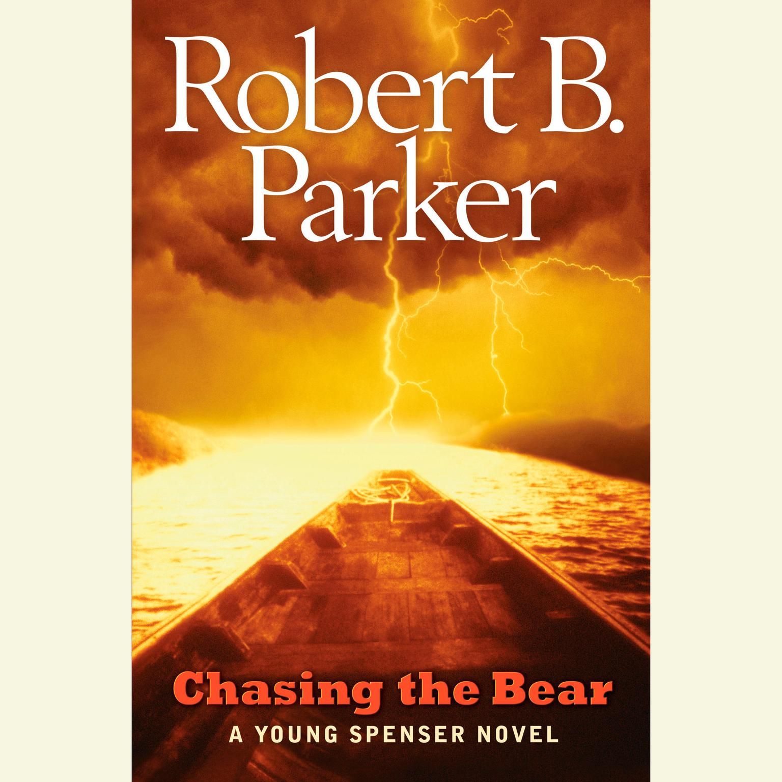 Printable Chasing the Bear Audiobook Cover Art