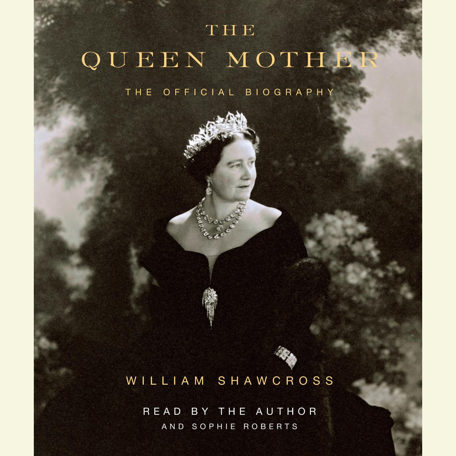 Printable The Queen Mother: The Official Biography Audiobook Cover Art
