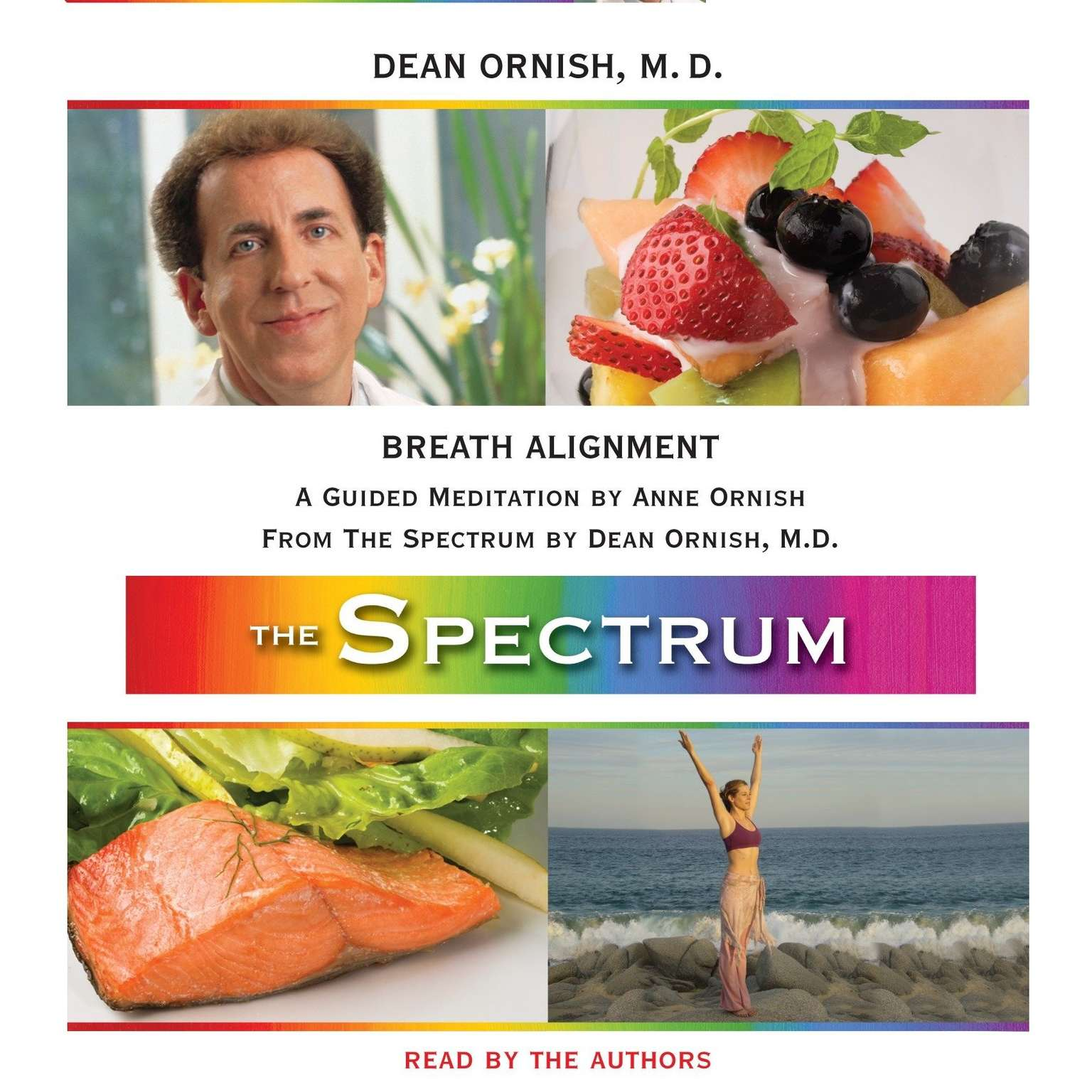 Printable Breath Alignment: A Guided Meditation from THE SPECTRUM Audiobook Cover Art