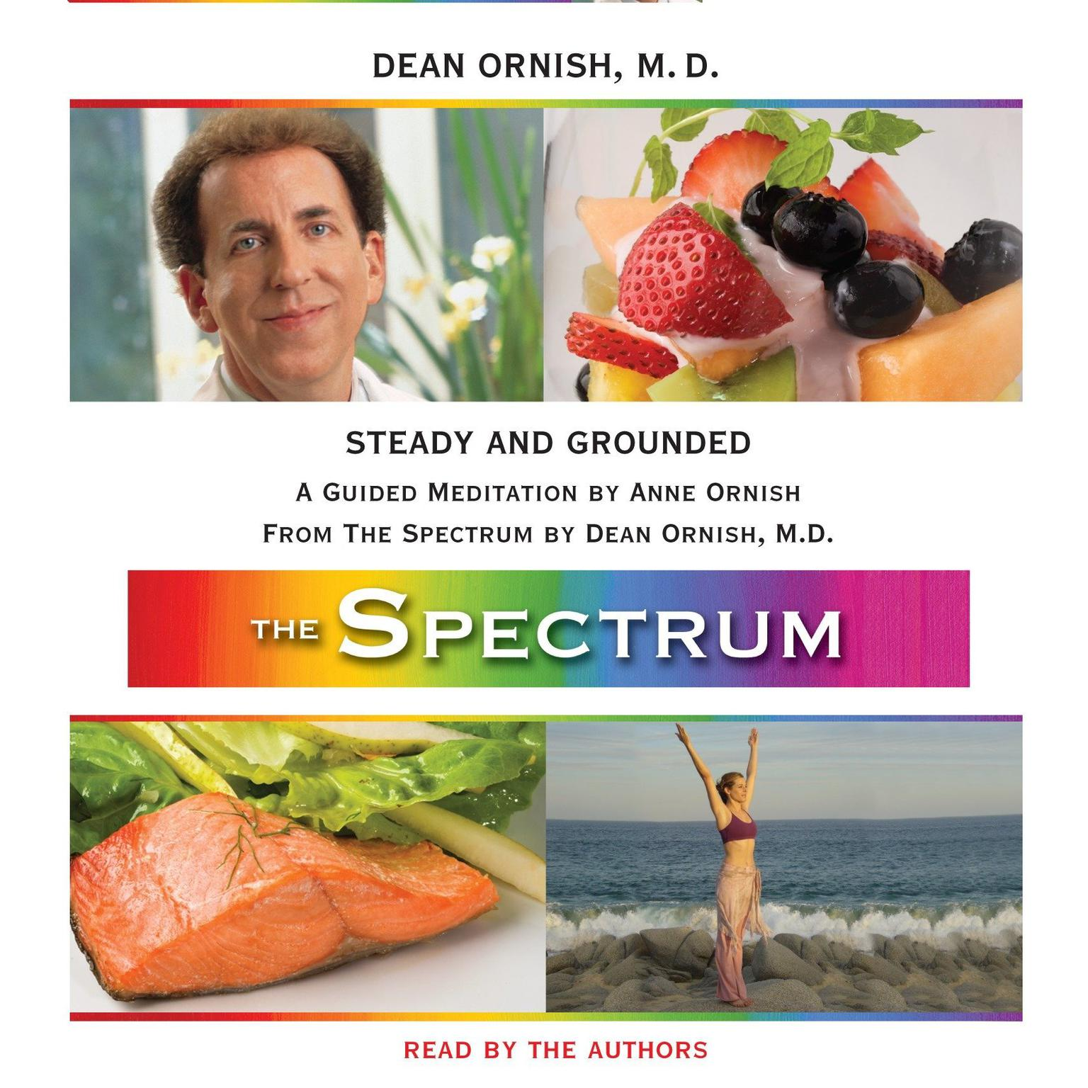 Printable Steady and Grounded: A Guided Meditation from THE SPECTRUM Audiobook Cover Art