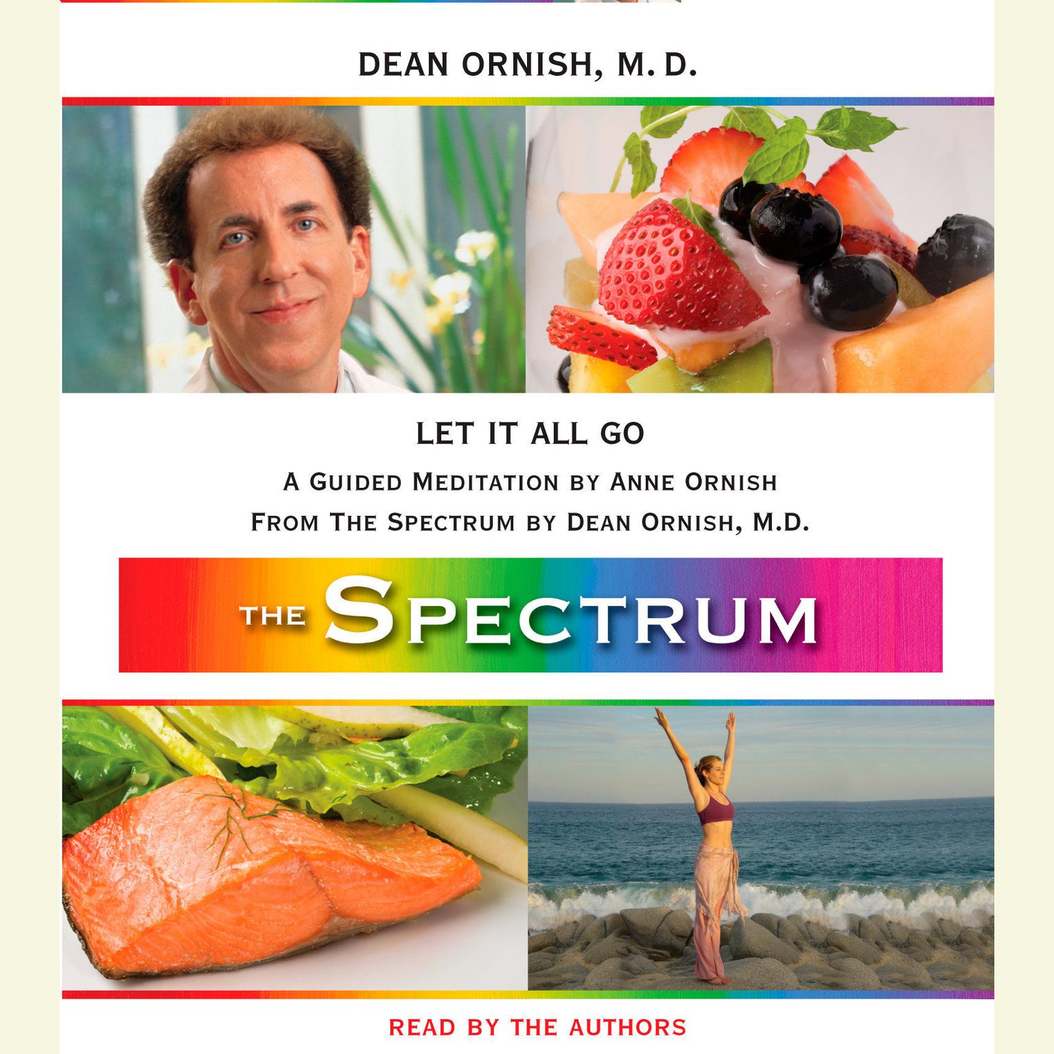 Printable Let It All Go: A Guided Meditation from THE SPECTRUM Audiobook Cover Art