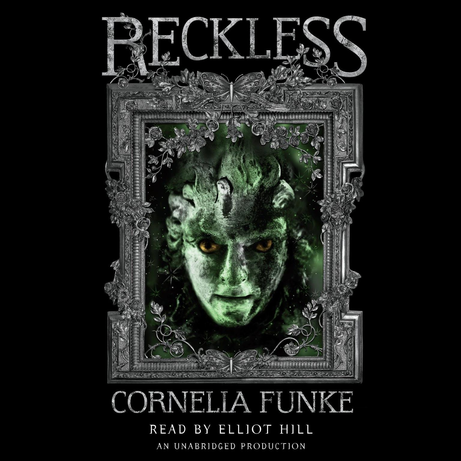 Printable Reckless: Reckless, Book 1 Audiobook Cover Art