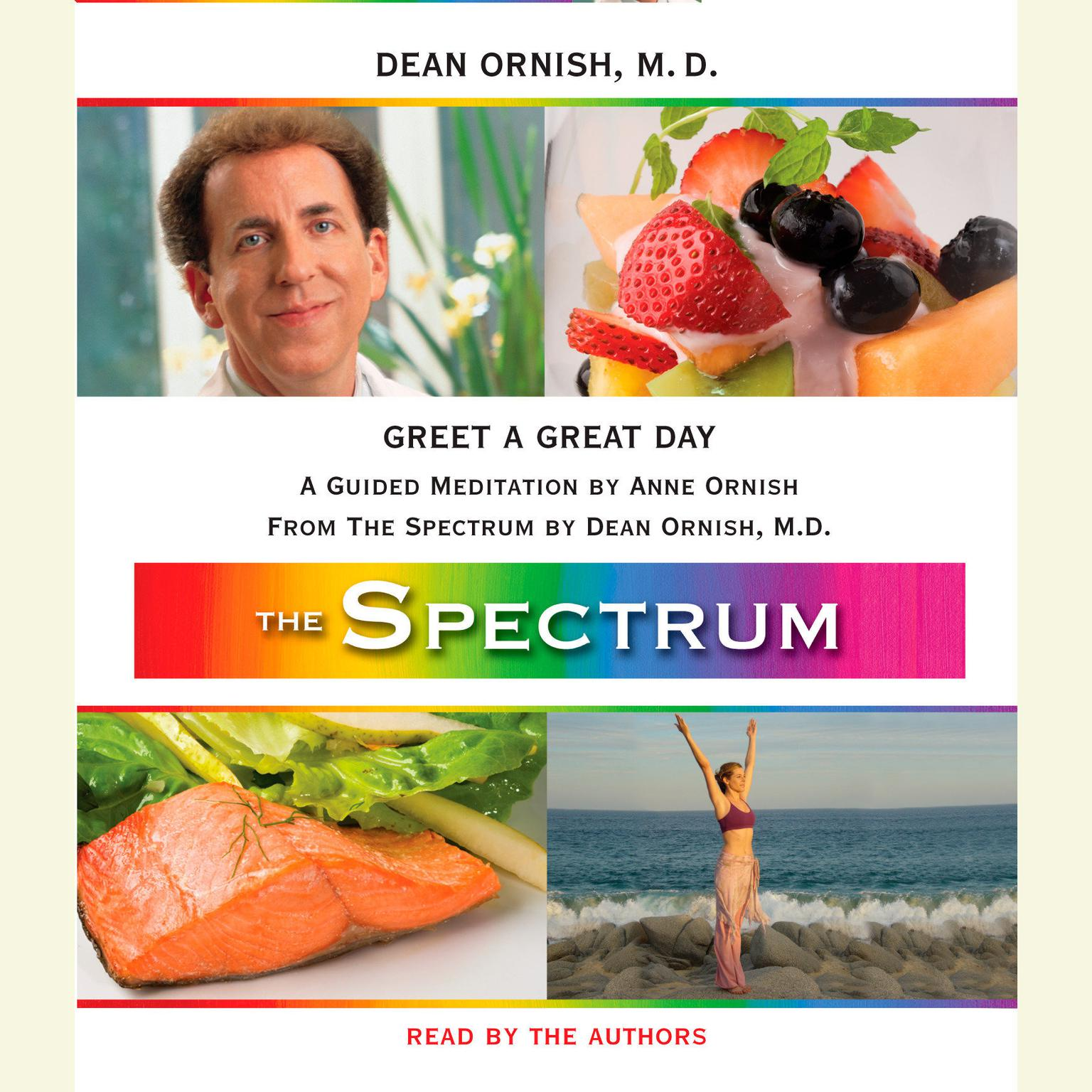 Printable Greet a Great Day: A Guided Meditation from THE SPECTRUM Audiobook Cover Art