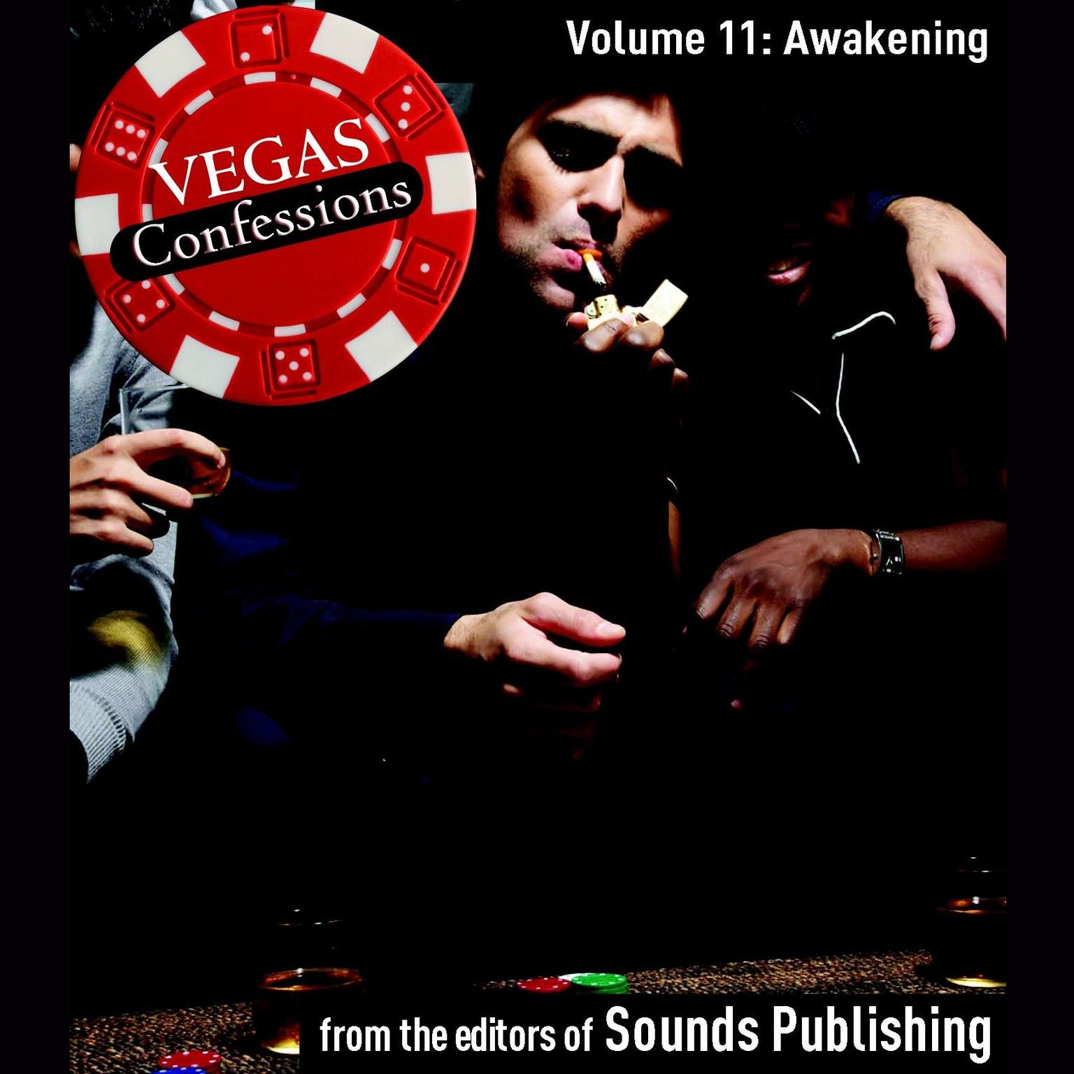 Printable Vegas Confessions 11: Awakening Audiobook Cover Art