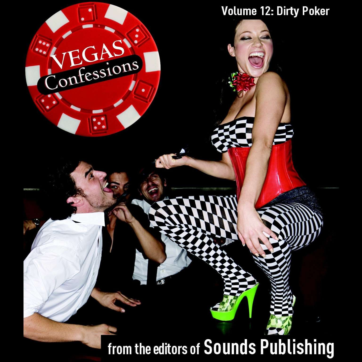 Printable Vegas Confessions 12: Dirty Poker Audiobook Cover Art