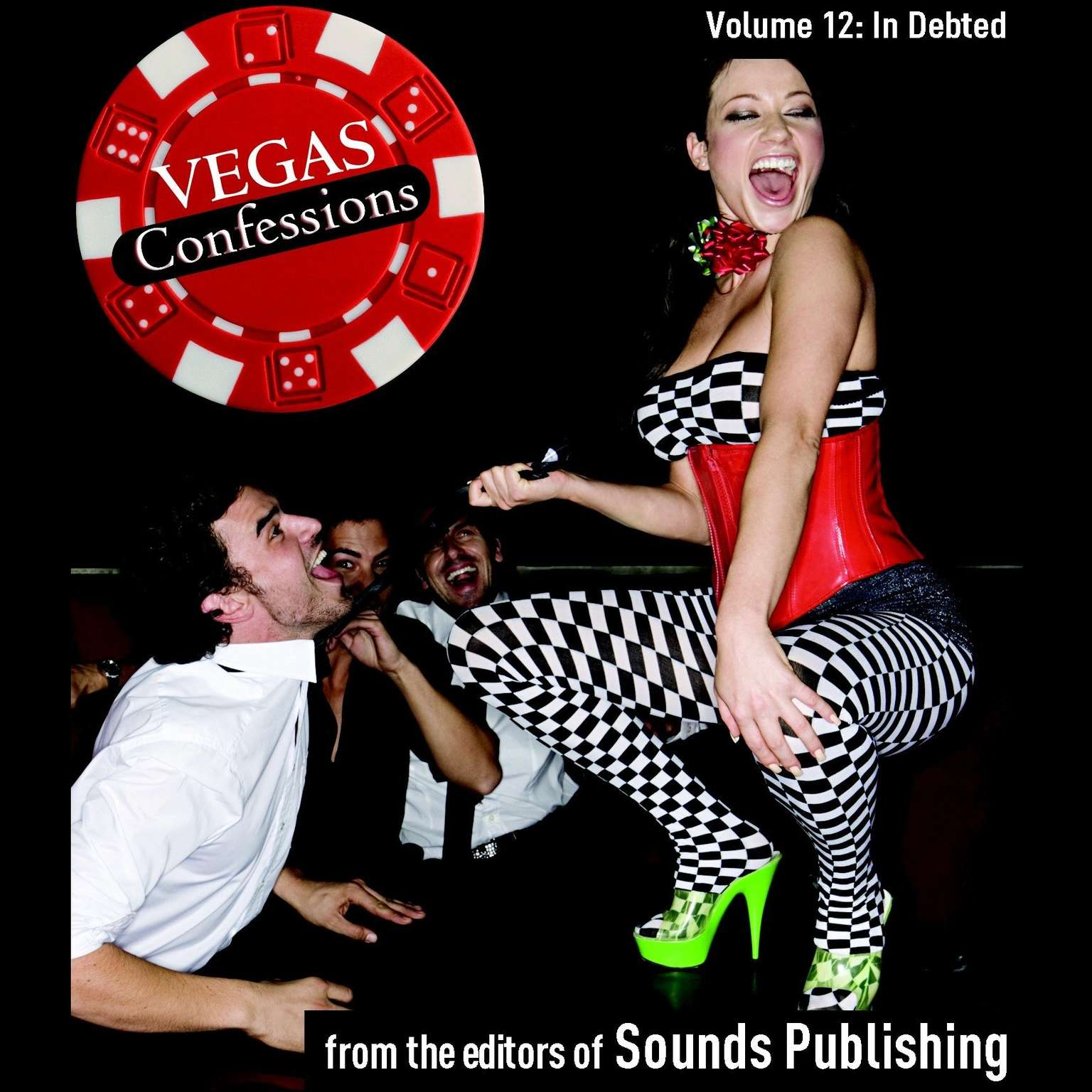 Printable Vegas Confessions 12: In Debted Audiobook Cover Art