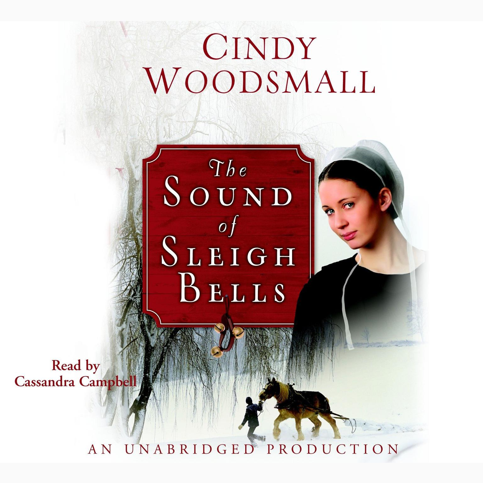 Printable The Sound of Sleigh Bells: A Romance from the Heart of Amish Country Audiobook Cover Art