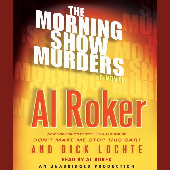 Printable The Morning Show Murders Audiobook Cover Art