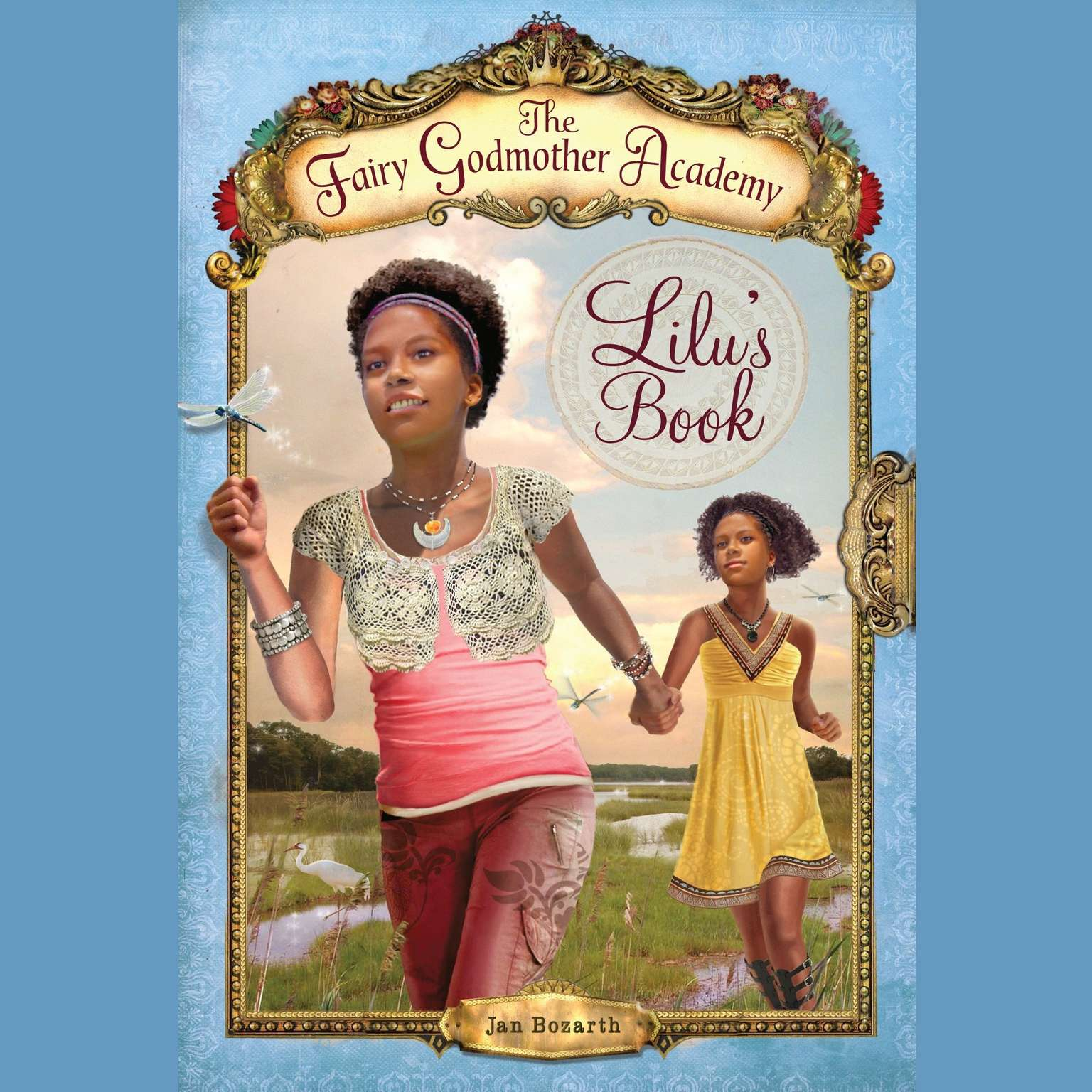Printable The Fairy Godmother Academy #4: Lilu's Book Audiobook Cover Art
