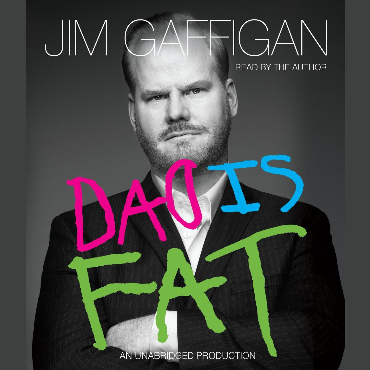 Printable Dad Is Fat Audiobook Cover Art