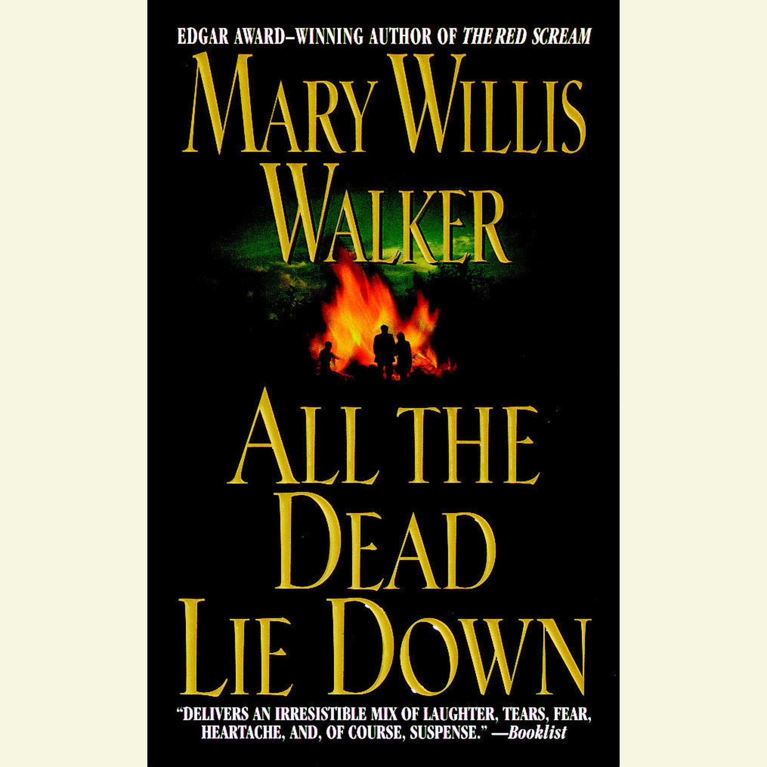 Printable All the Dead Lie Down Audiobook Cover Art