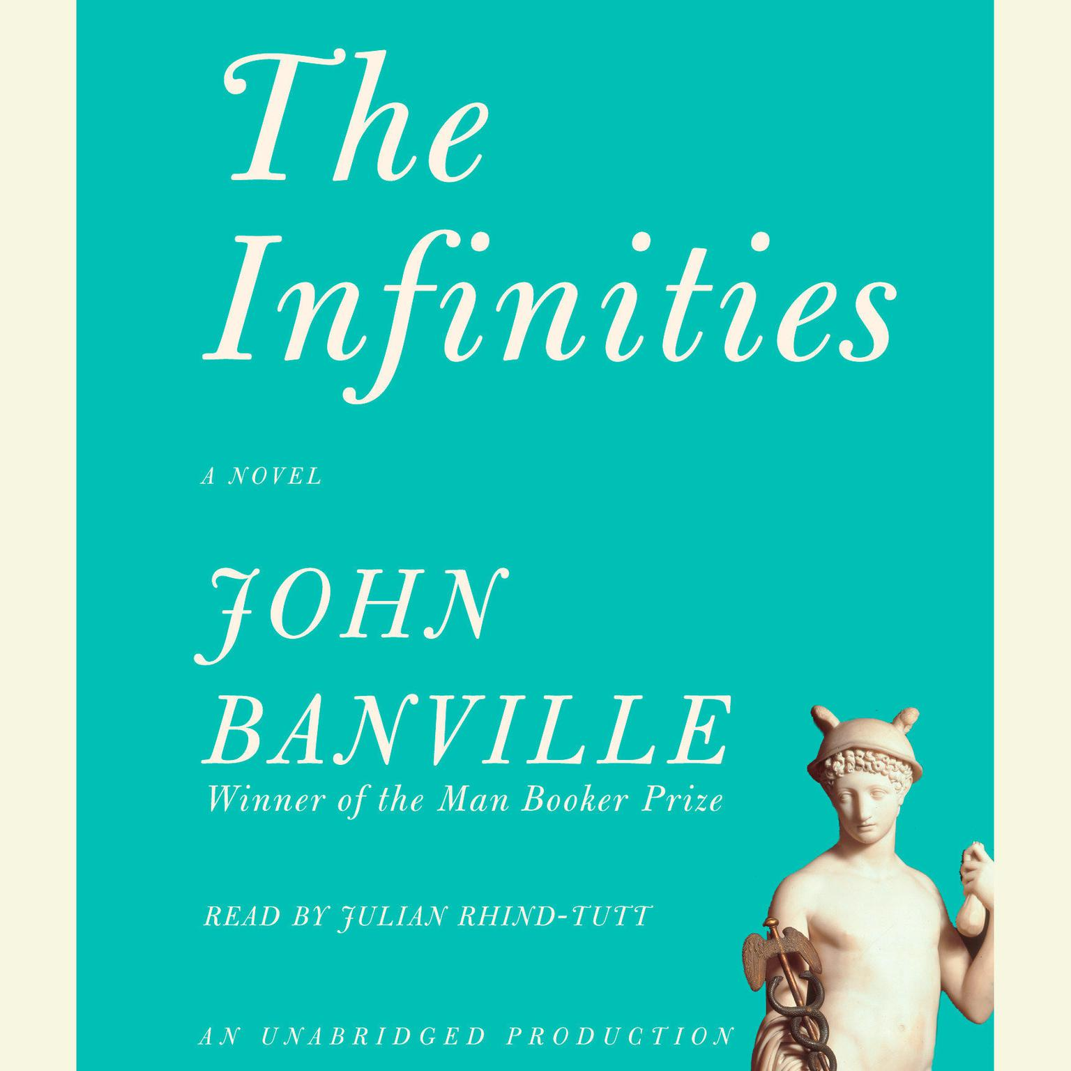 Printable The Infinities Audiobook Cover Art