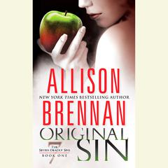 Original Sin Audiobook, by Allison Brennan