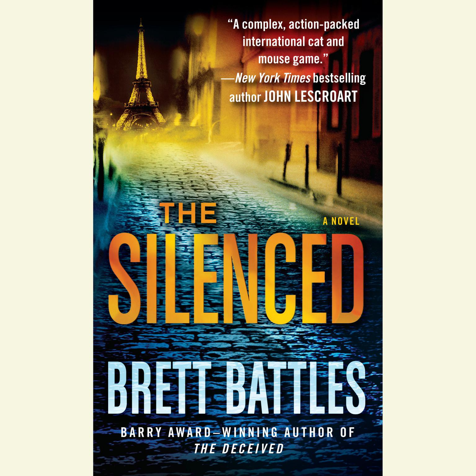 Printable The Silenced: A Novel Audiobook Cover Art