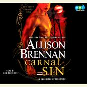 Carnal Sin, by Allison Brennan