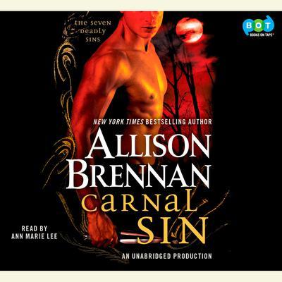 Carnal Sin Audiobook, by Allison Brennan