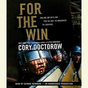 For the Win Audiobook, by Cory Doctorow