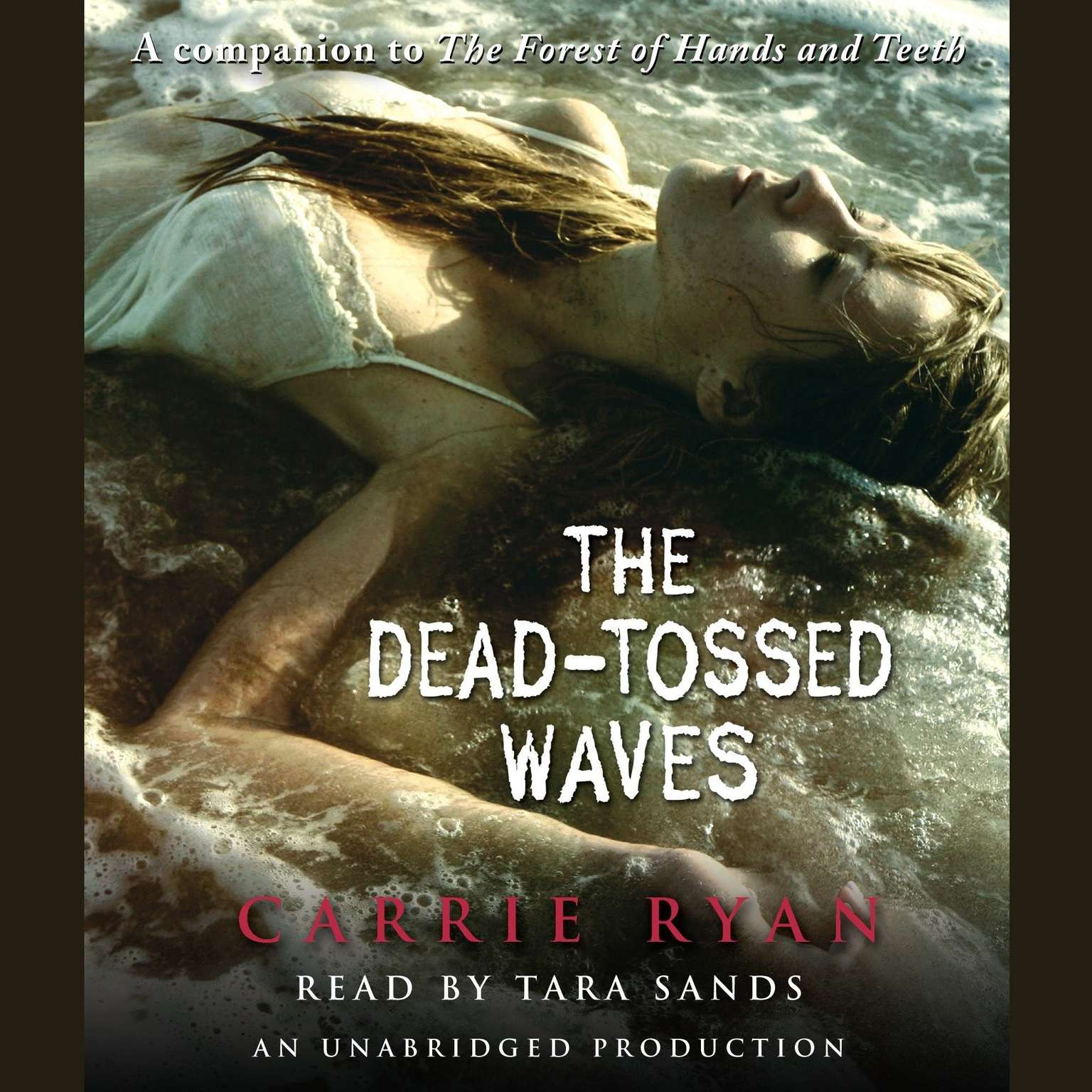 Printable The Dead-Tossed Waves Audiobook Cover Art