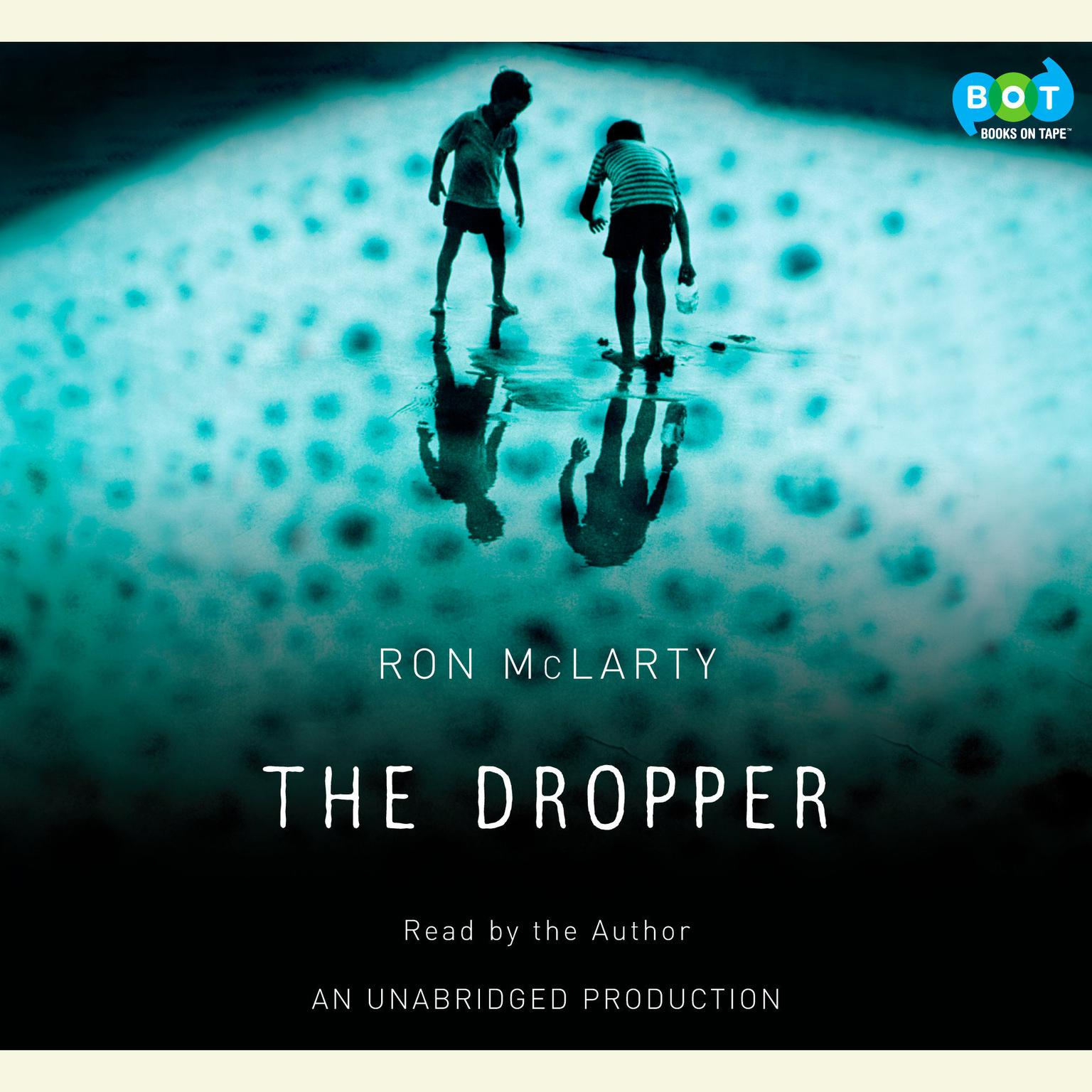 Printable The Dropper Audiobook Cover Art