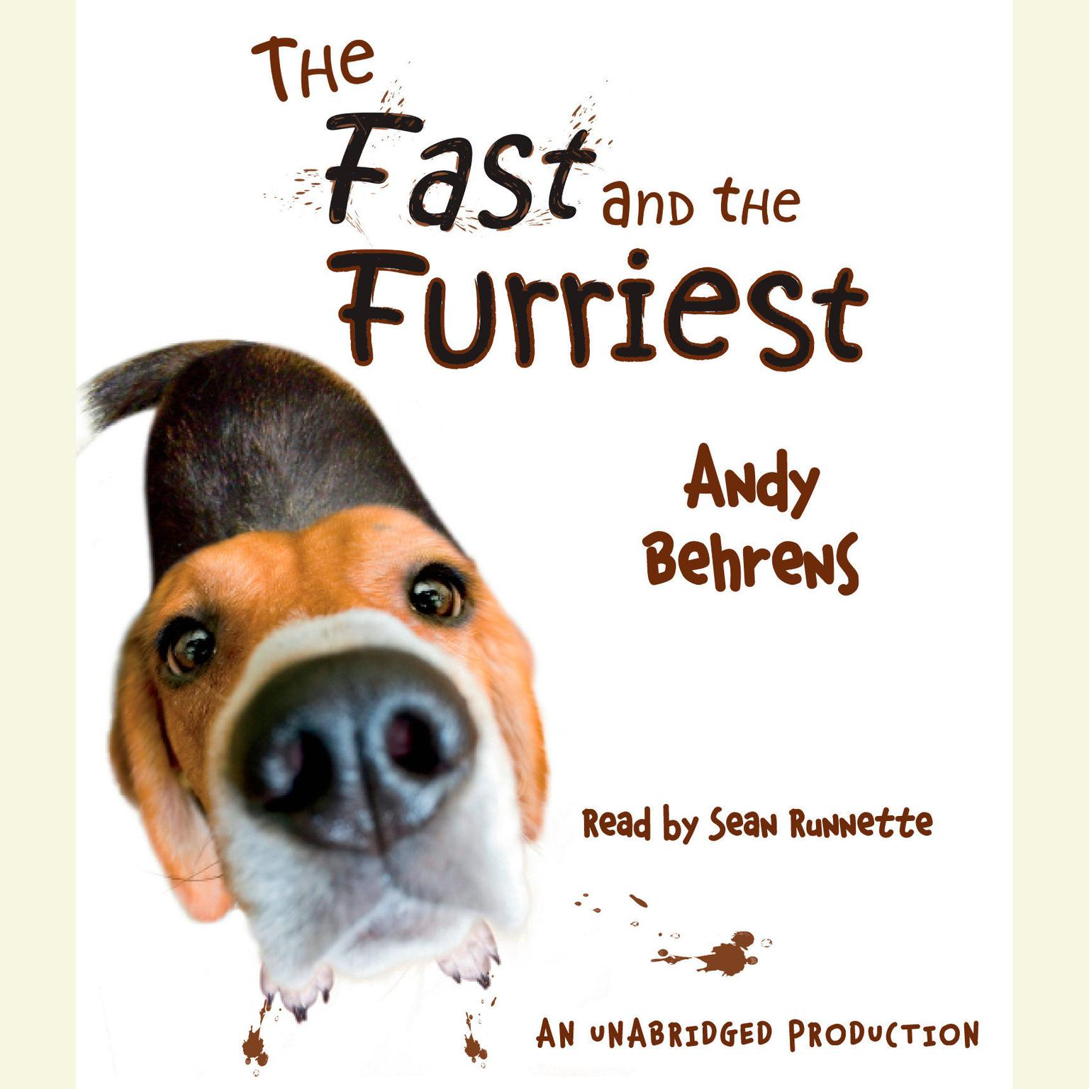 Printable The Fast and the Furriest Audiobook Cover Art