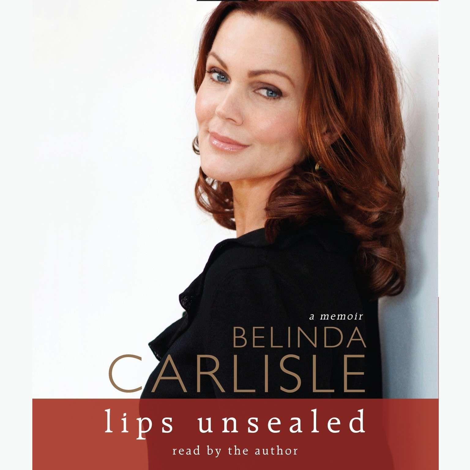 Printable Lips Unsealed: A Memoir Audiobook Cover Art