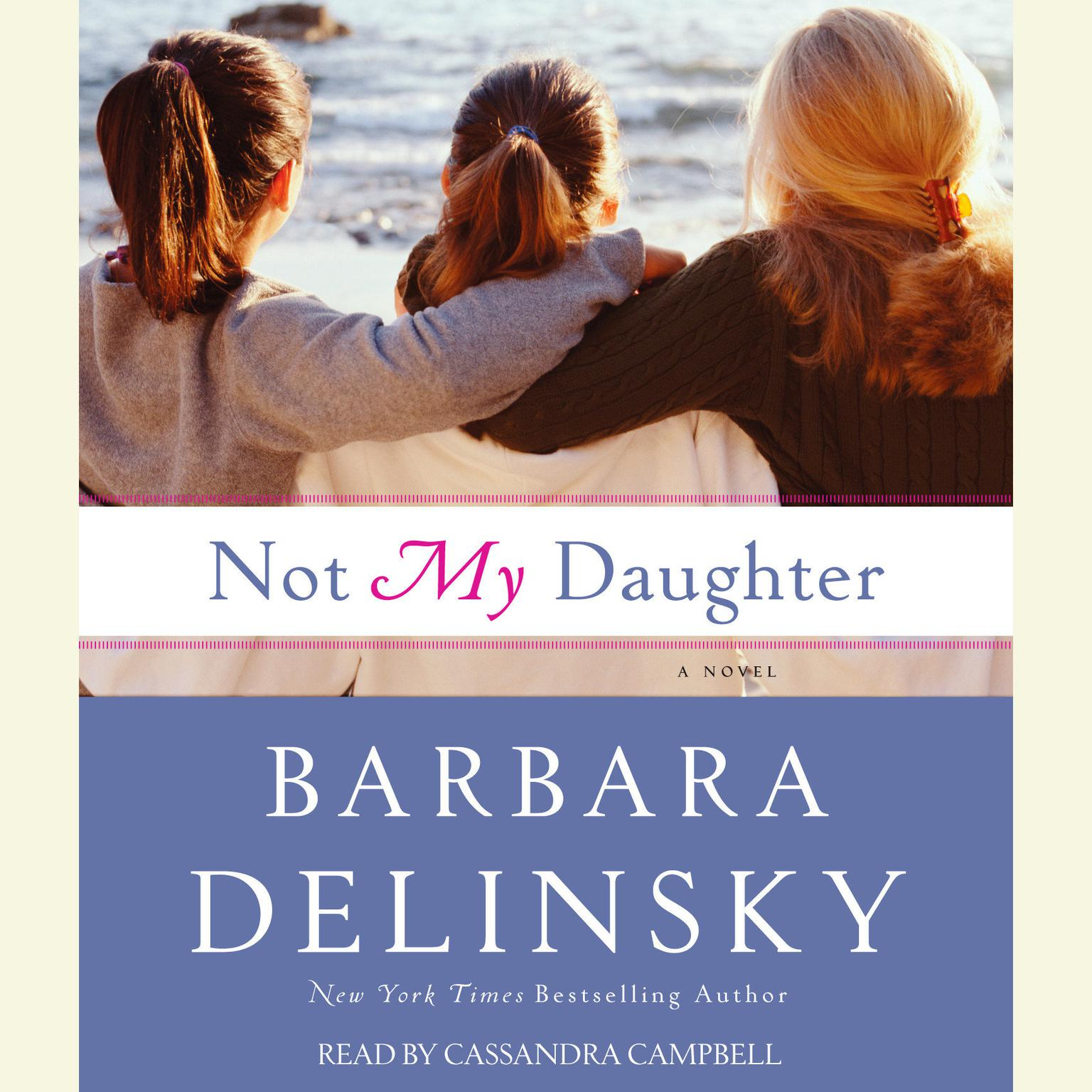 Printable Not My Daughter Audiobook Cover Art