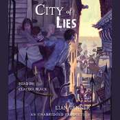 City of Lies Audiobook, by Lian Tanner
