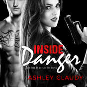 Inside Danger Audiobook, by Ashley Claudy