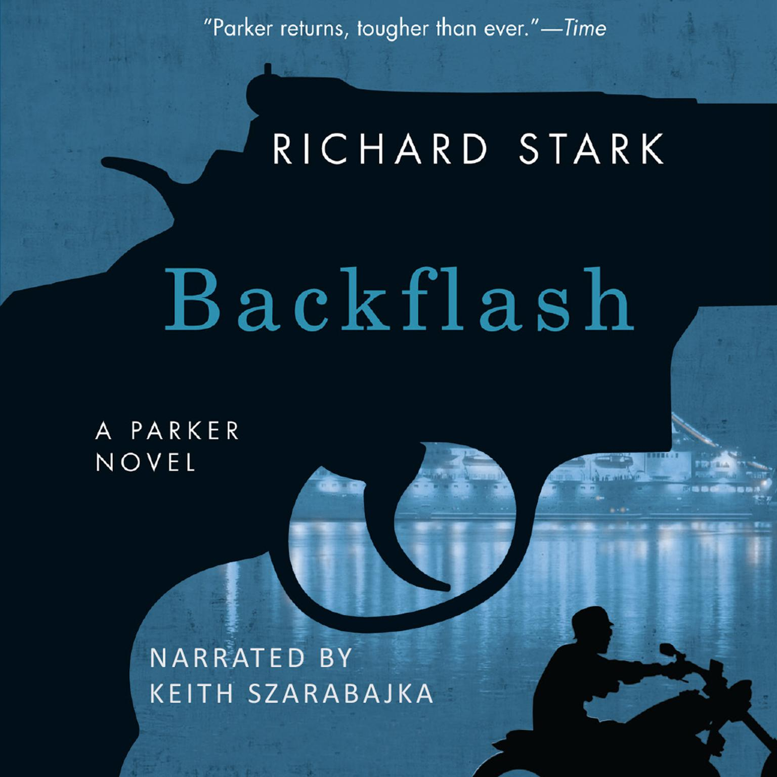 Printable Backflash Audiobook Cover Art