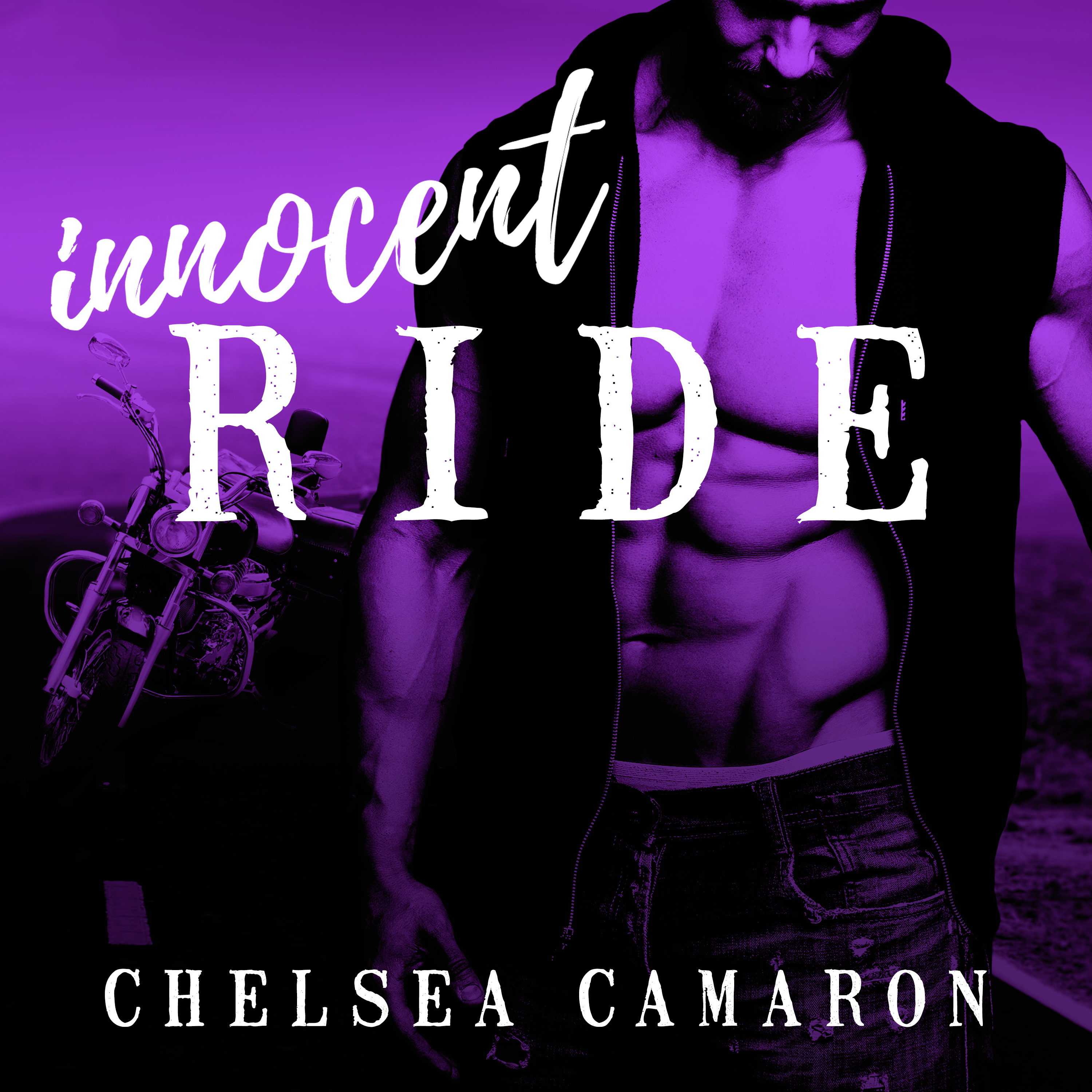 Printable Innocent Ride Audiobook Cover Art