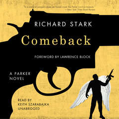 Comeback Audiobook, by Donald E. Westlake