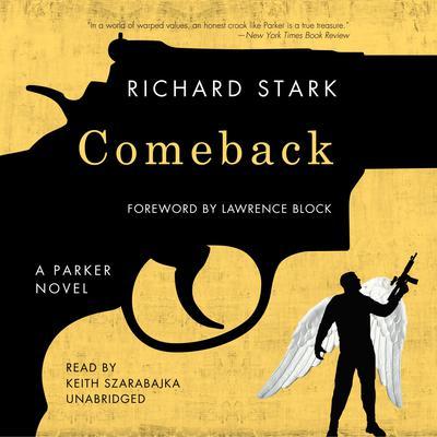 Comeback Audiobook, by Donald E. Westlake