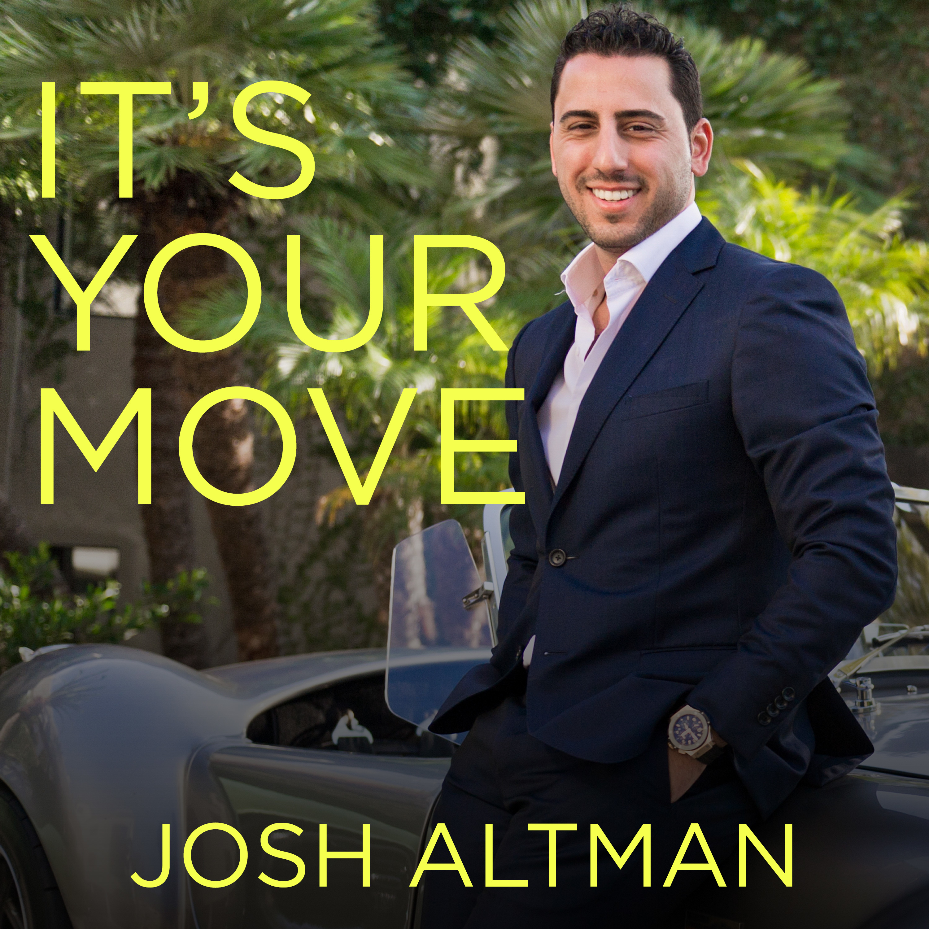 Printable It's Your Move: My Million Dollar Method for Taking Risks With Confidence and Succeeding at Work and Life Audiobook Cover Art