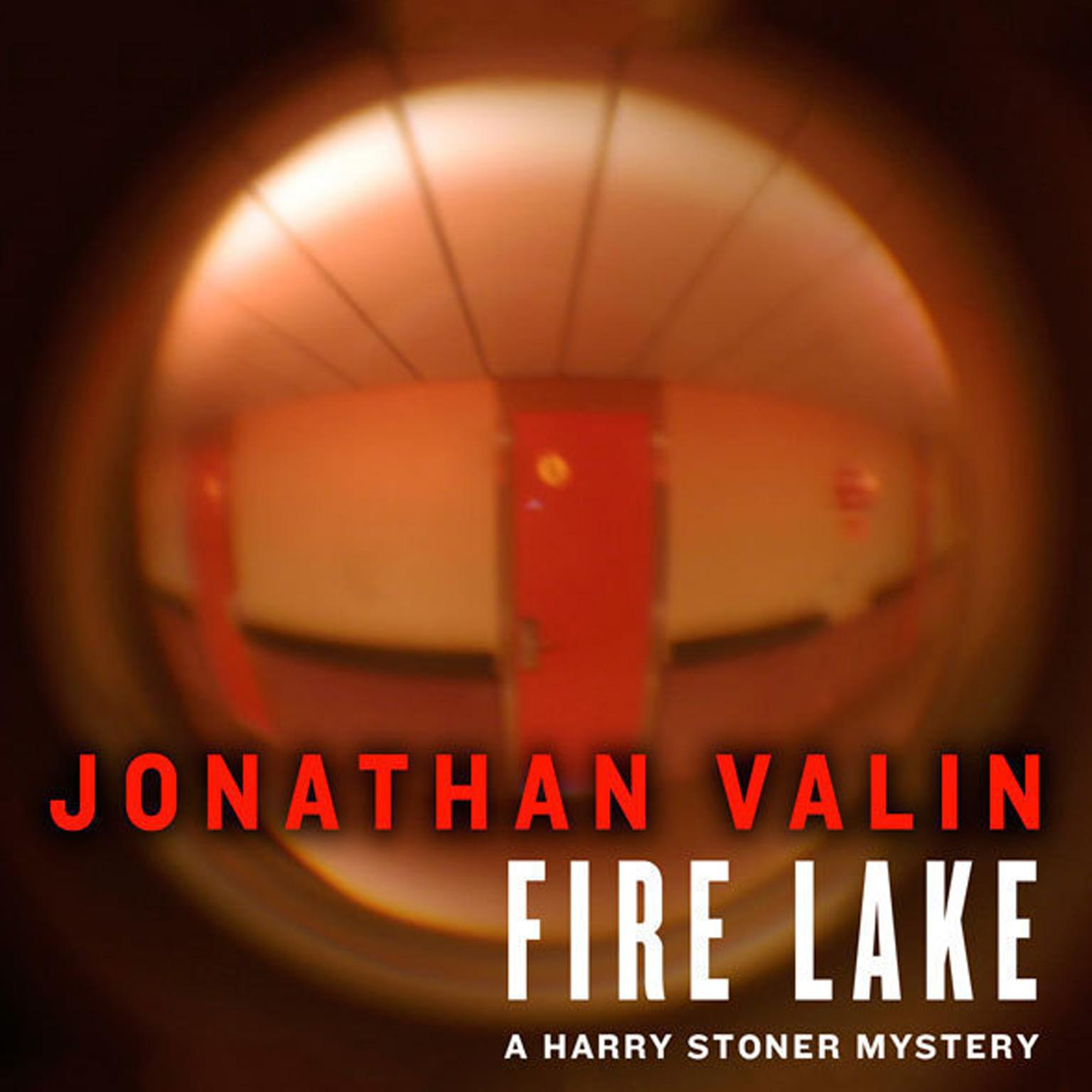 Printable Fire Lake Audiobook Cover Art