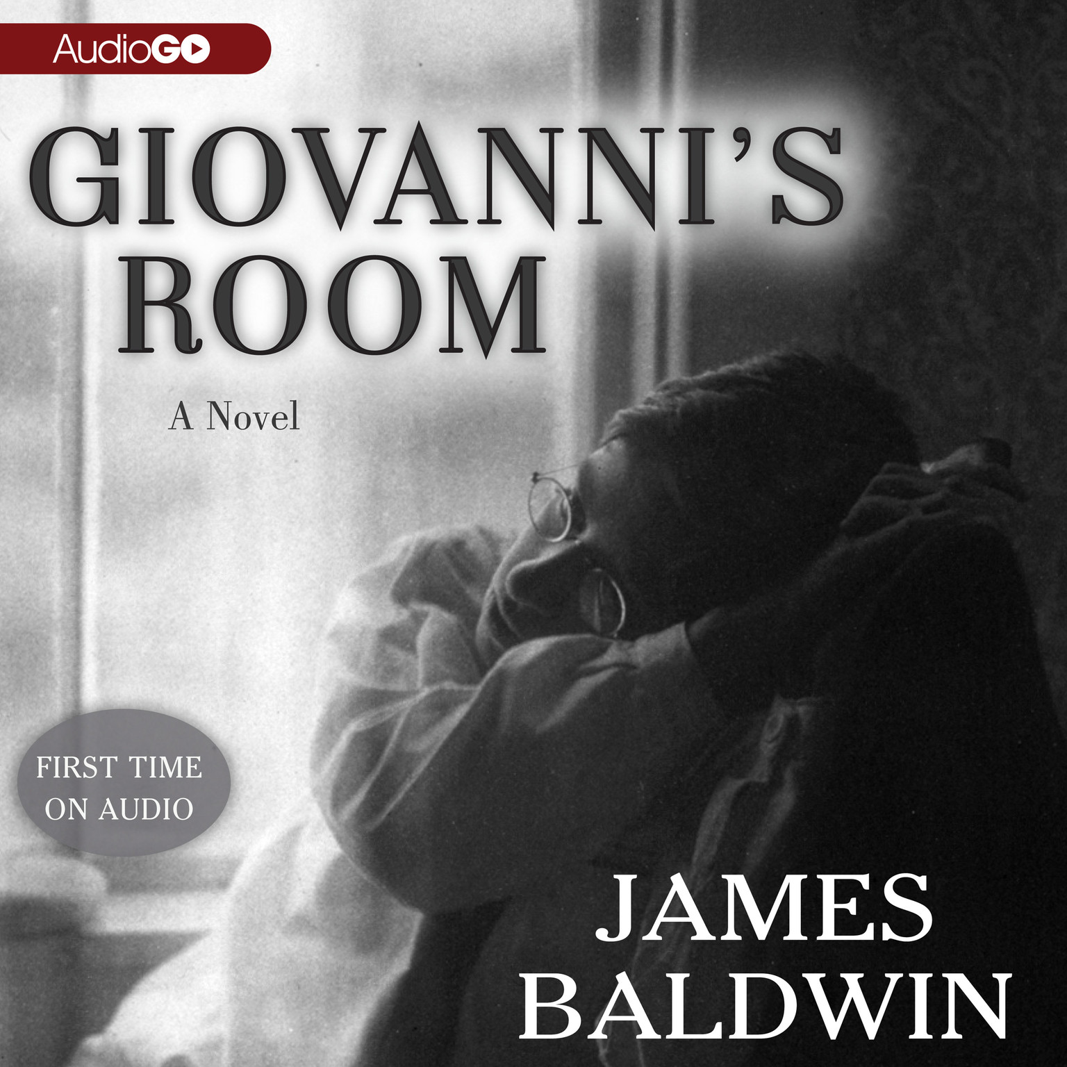 Printable Giovanni's Room Audiobook Cover Art