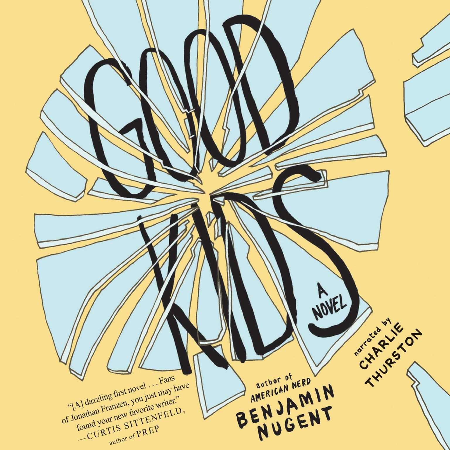 Printable Good Kids Audiobook Cover Art