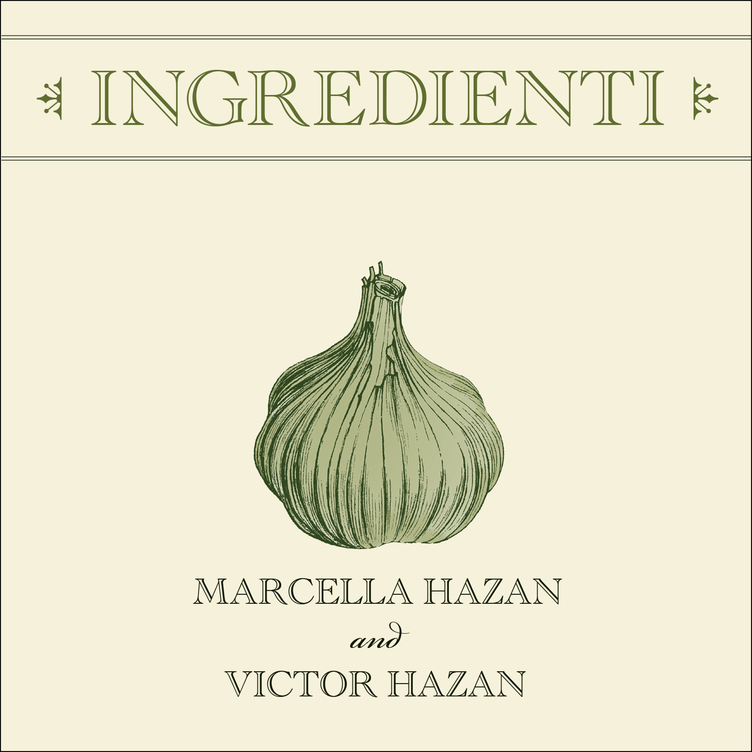 Printable Ingredienti: Marcella's Guide to the Market Audiobook Cover Art