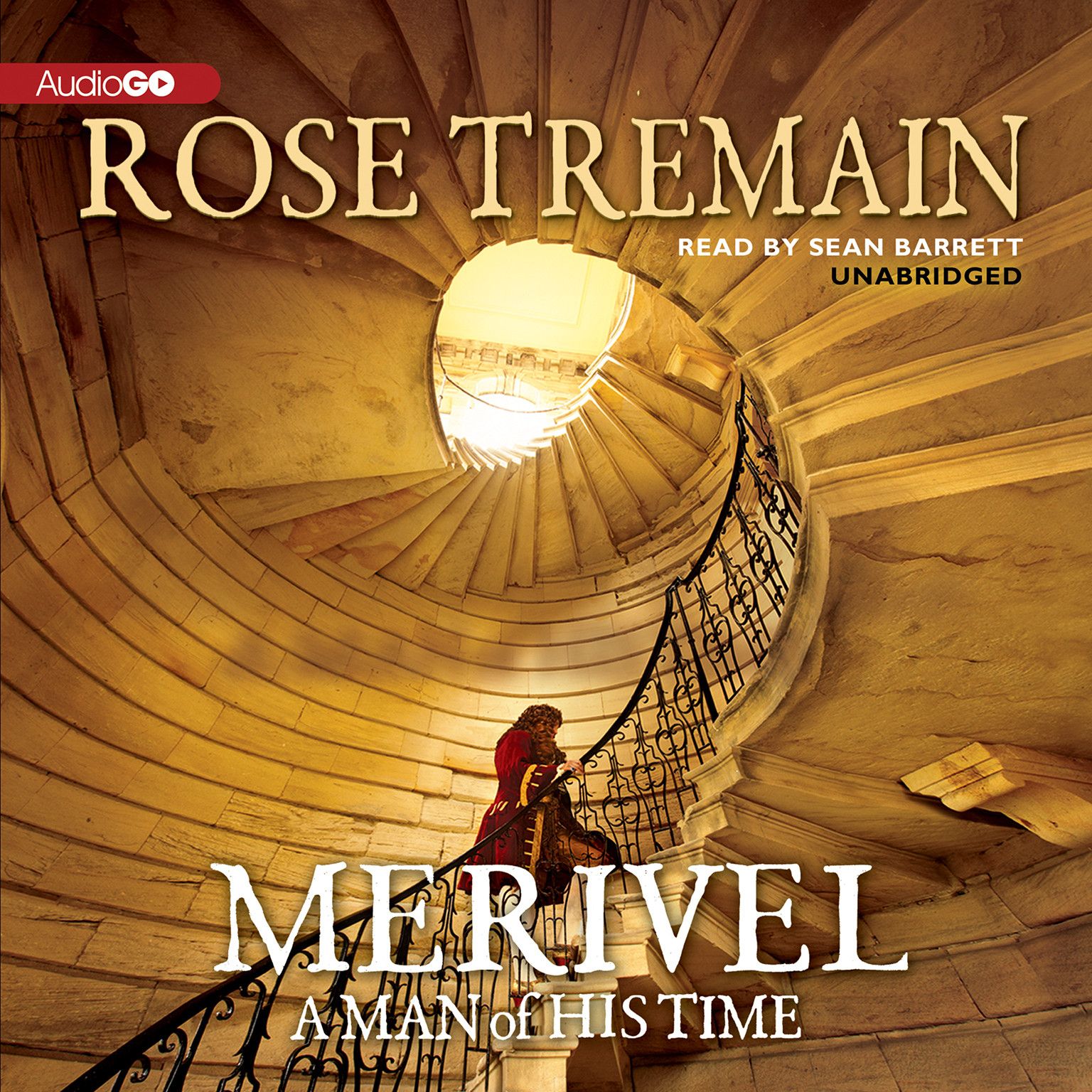 Printable Merivel: A Man of His Time Audiobook Cover Art