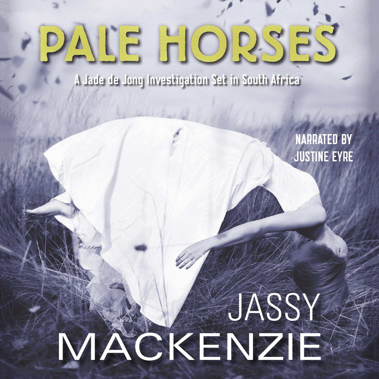 Printable Pale Horses Audiobook Cover Art