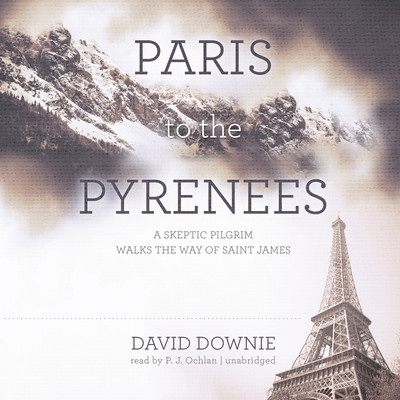 Paris to the Pyrenees: A Skeptic Pilgrim Walks the Way of Saint James Audiobook, by David Downie
