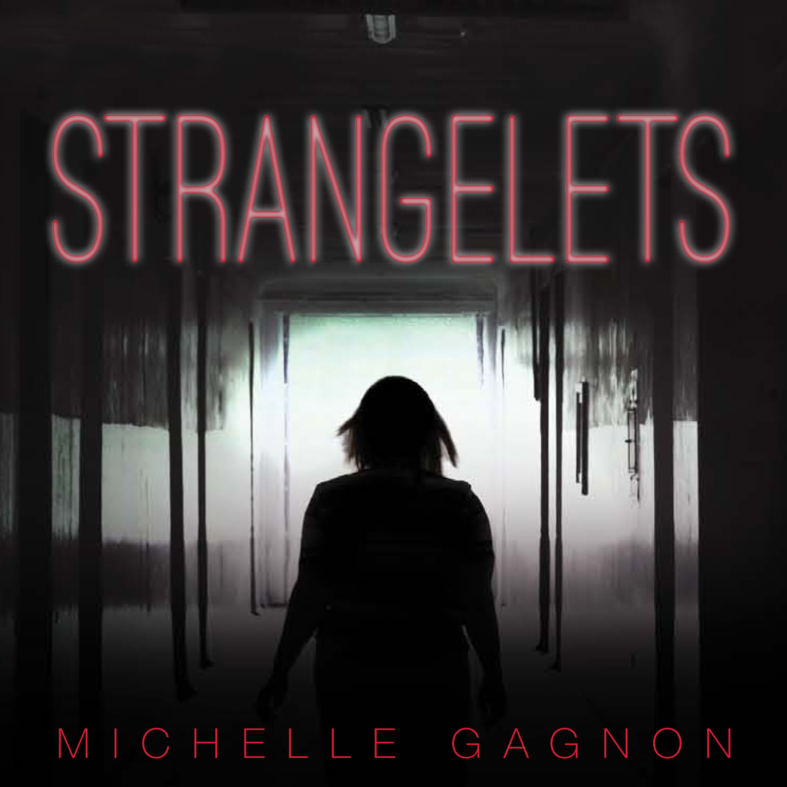 Printable Strangelets Audiobook Cover Art