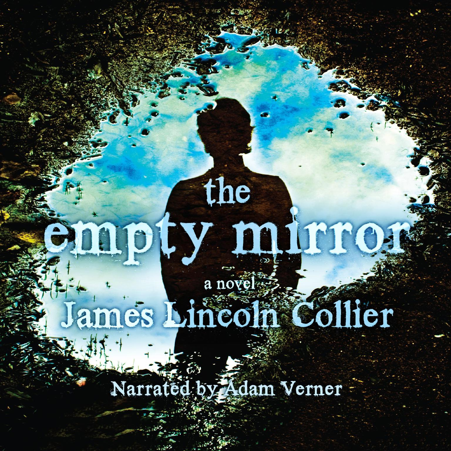 Printable The Empty Mirror Audiobook Cover Art