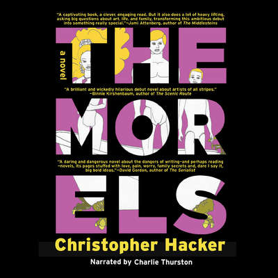 The Morels Audiobook, by Christopher Hacker